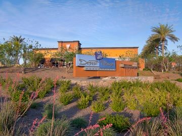 Toscana Condo Rentals - Desert Ridge Entrance Sign