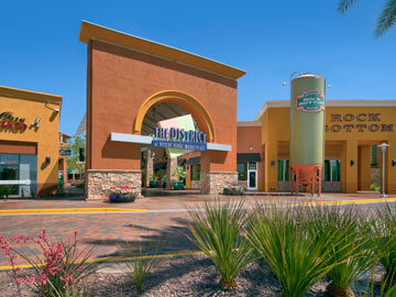 Toscana Condo Rentals - Desert Ridge south entry