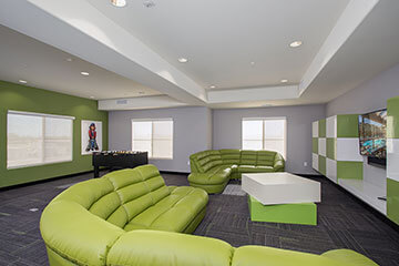Condo Rentals in Phoenix - teen game room