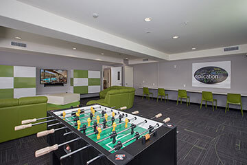 Condo Rentals in Phoenix - game room