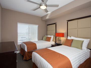 phoenix condo rentals - venitia second bedroom